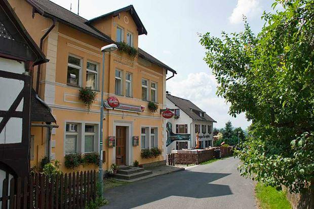 Nad Soutěskami - ubytování a restaurace v českém švýcarsku
